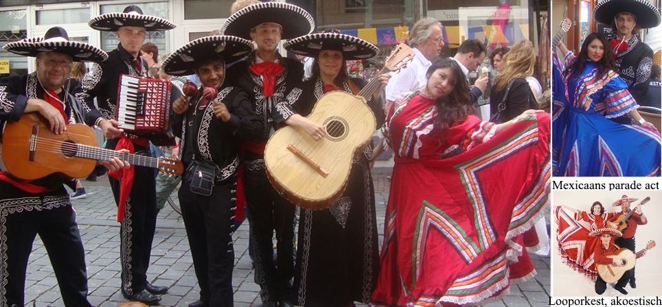 Mexicaans Mariachi Duo